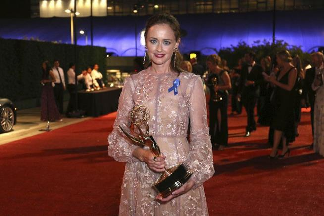 Alexis Bledel ai Creative Emmy Awards