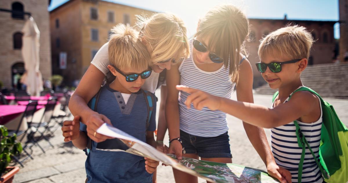 Città family friendly: le migliori in Italia per una vacanza con i bambini