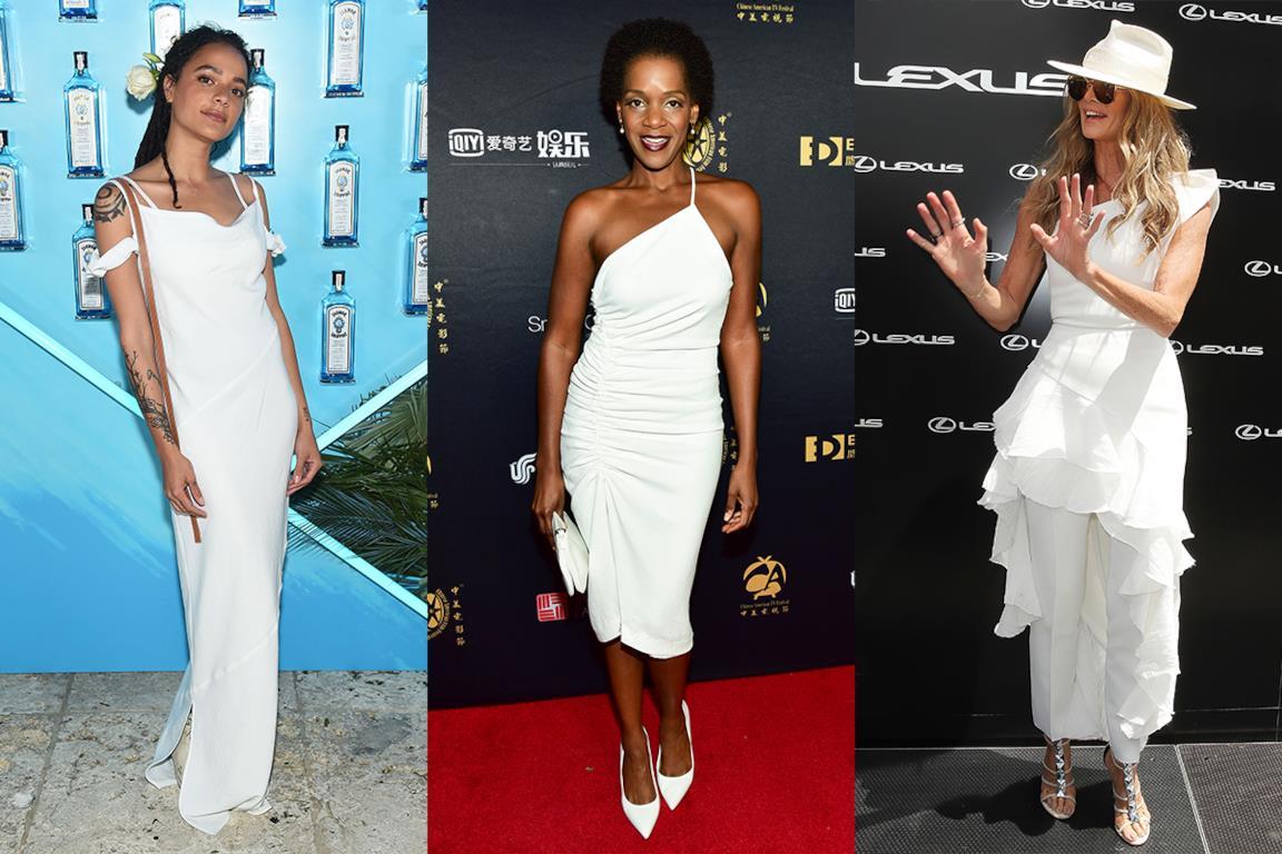 52b359267a Il bianco è di moda nel 2019: abiti e accessori da indossare d'inverno