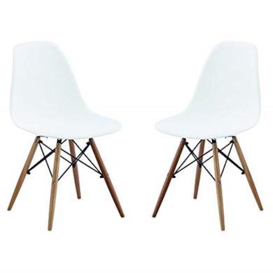Set di 2 SEDIE di Design Moderne
