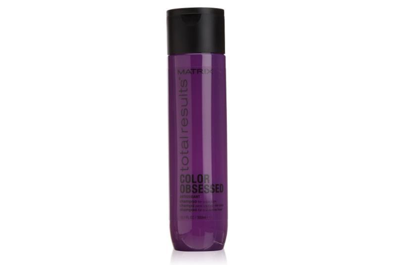Shampoo Matrix di colore viola