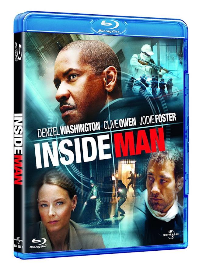 Cofanetto Blu-ray di Inside Man