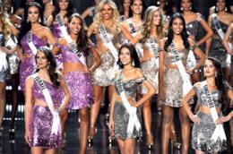 Un'immagine di Miss Universo