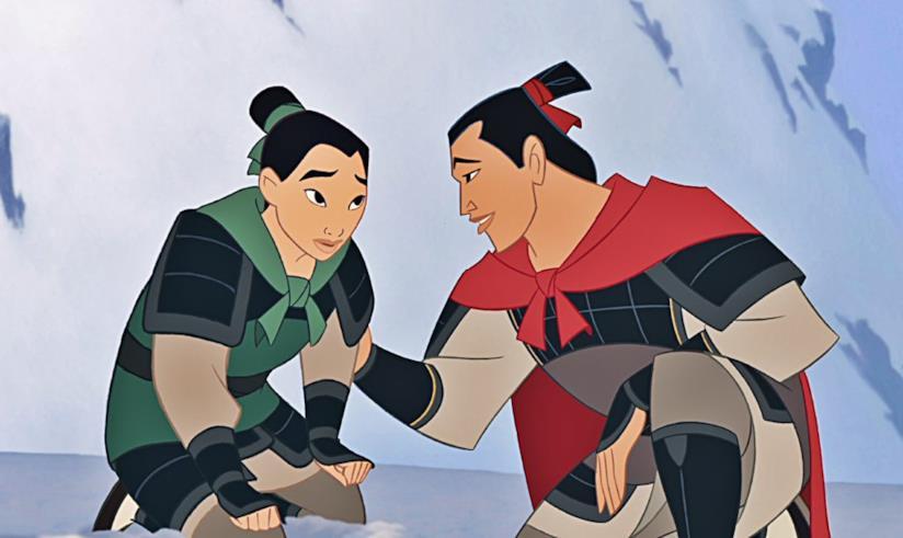 Mulan e Li Chang