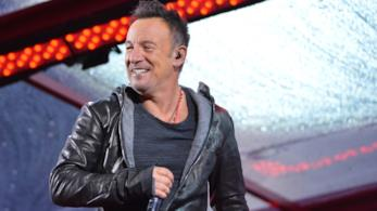 Bruce Springsteen concerto a Times Square