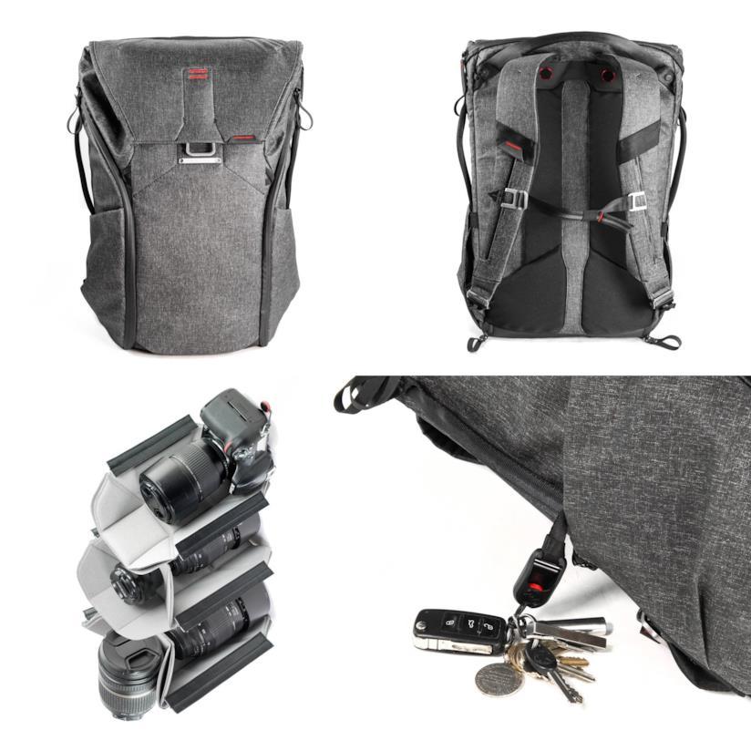 Peak Design Everyday Backpack Backpack Charcoal