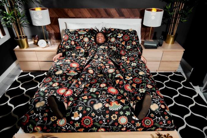 Il tessuto Rosenrips nella collezione Ikea ad edizione limitata