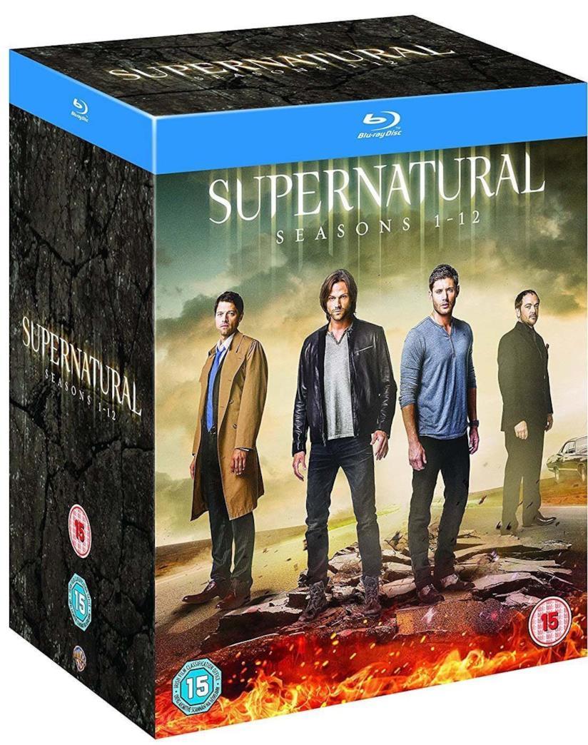 Cofanetto Blu-ray di Supernatural - Seasons 1-12