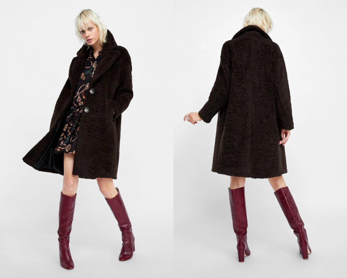 Zara Metal L autunno Gli Donna Effetto E Outfit Paillettes Per 2018 YxYq8 7736cfbefa6f