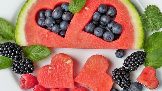 Frutta di stagione a luglio