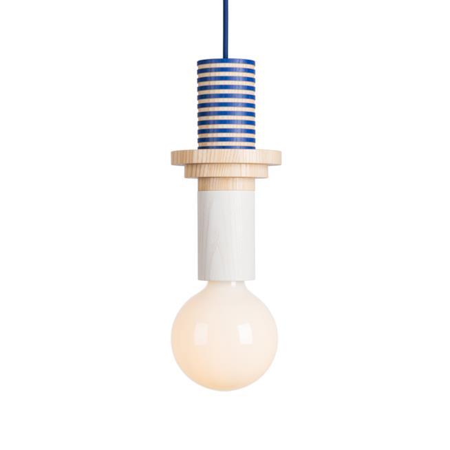 Schneid, lampada a sospensione personalizzabile Junit