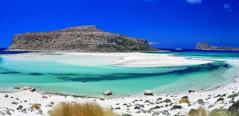 spiaggia Laguna Balos, Creta, Grecia