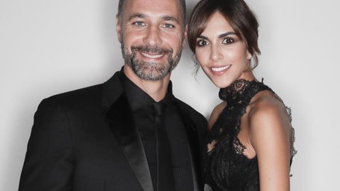 Raoul Bova e Rocio Muñoz Morales