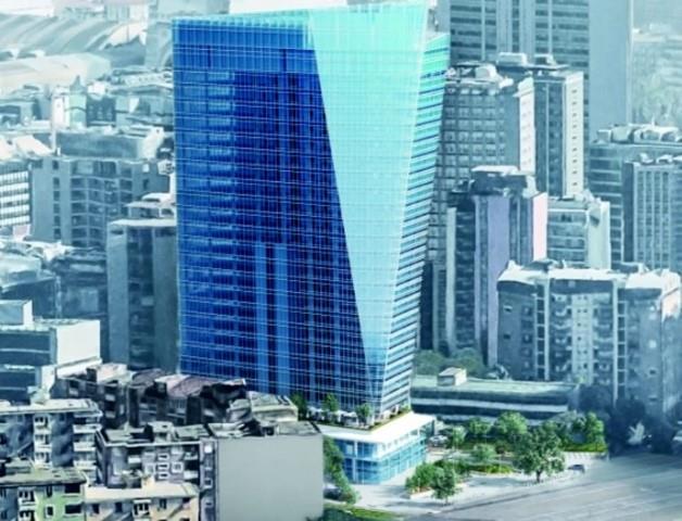 Gioia 22, progetto grattacielo Skyline di Milano