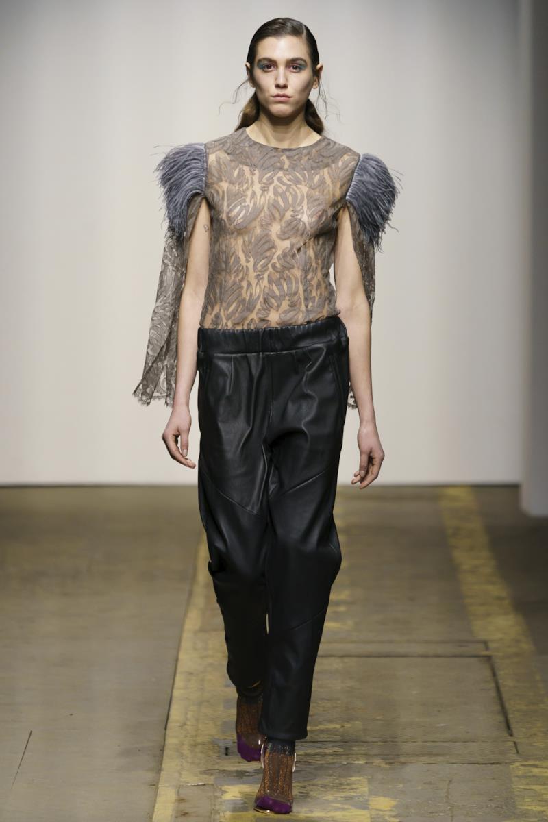 Sfilata MORFOSIS Collezione Alta moda Autunno Inverno 19/20 Roma - 5