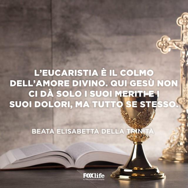 Calice per l'Eucaristia