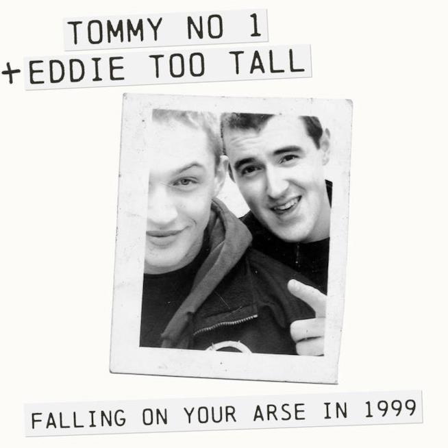 La foto della copertina dell'album del 1999 di Tom Hardy ed Ed Tracy