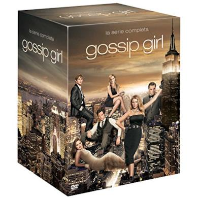 Cofanetto DVD di Gossip Girl - Stagioni 1-6