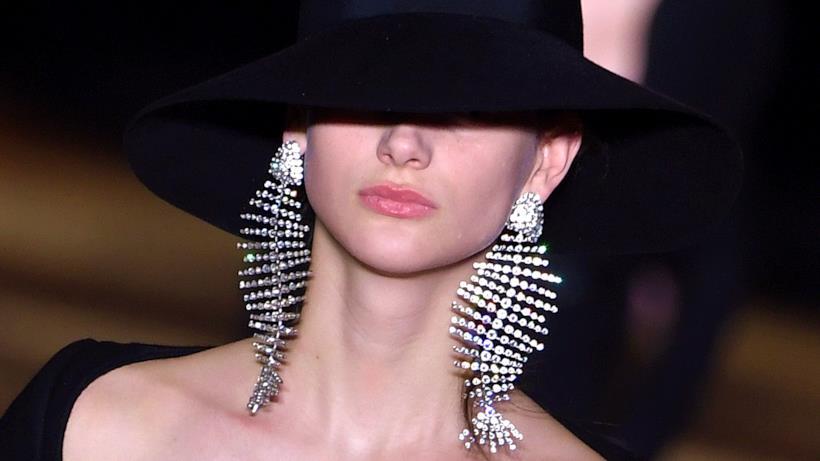 Gli accessori bon ton di Yves Saint Laurent