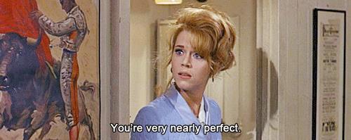 Jane Fonda in A piedi nudi nel parco