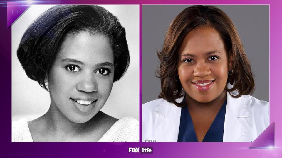 """Chandra Wilson ha interpretato Dina nell'episodio """"The lost weekend"""" ne """"I Robinson""""."""