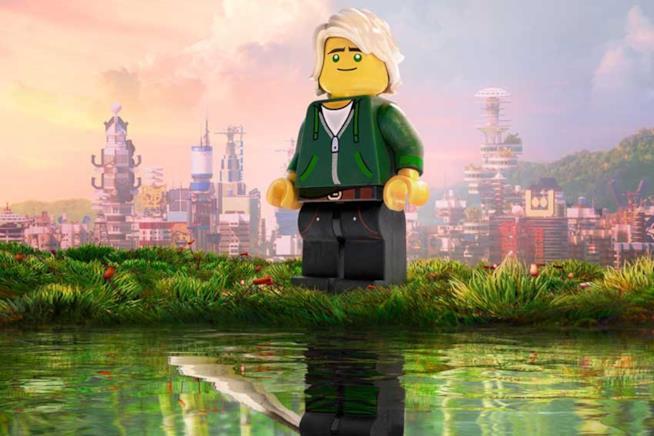 Llyod in Lego Ninjago - Il film