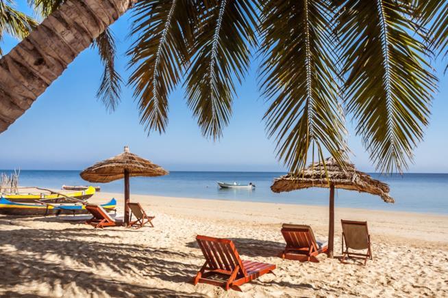 Resort in Madagascar