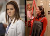 Sarah Drew da Glee a Grey's Anatomy