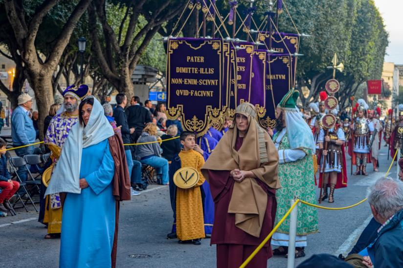 Pasqua a La Valletta