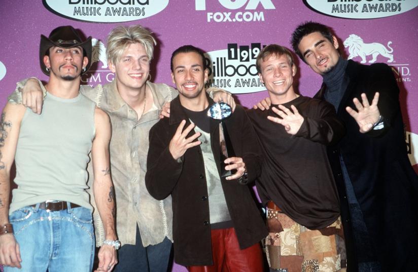 La band Backstreet Boys