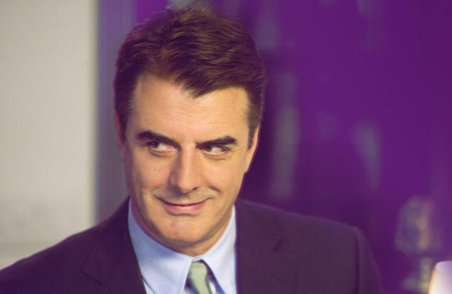Chris Noth è Mr Big in Sex and the City