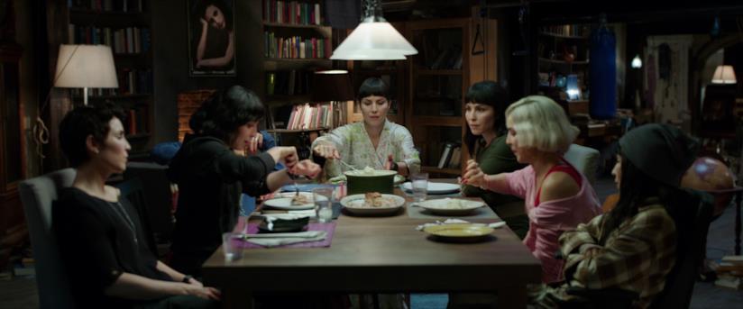 Seven Sisters: una scena del film