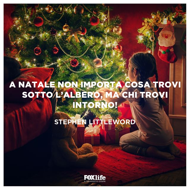 Frasi Semplici Sul Natale.Frasi Di Natale Auguri E Aforismi Per Amici Famigliari E