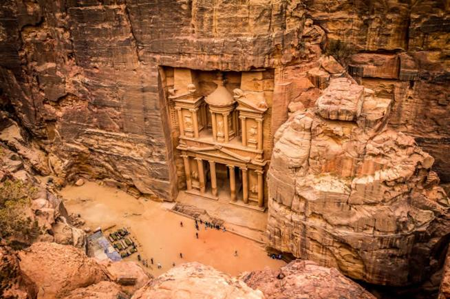 Offerte per Petra e Giordania