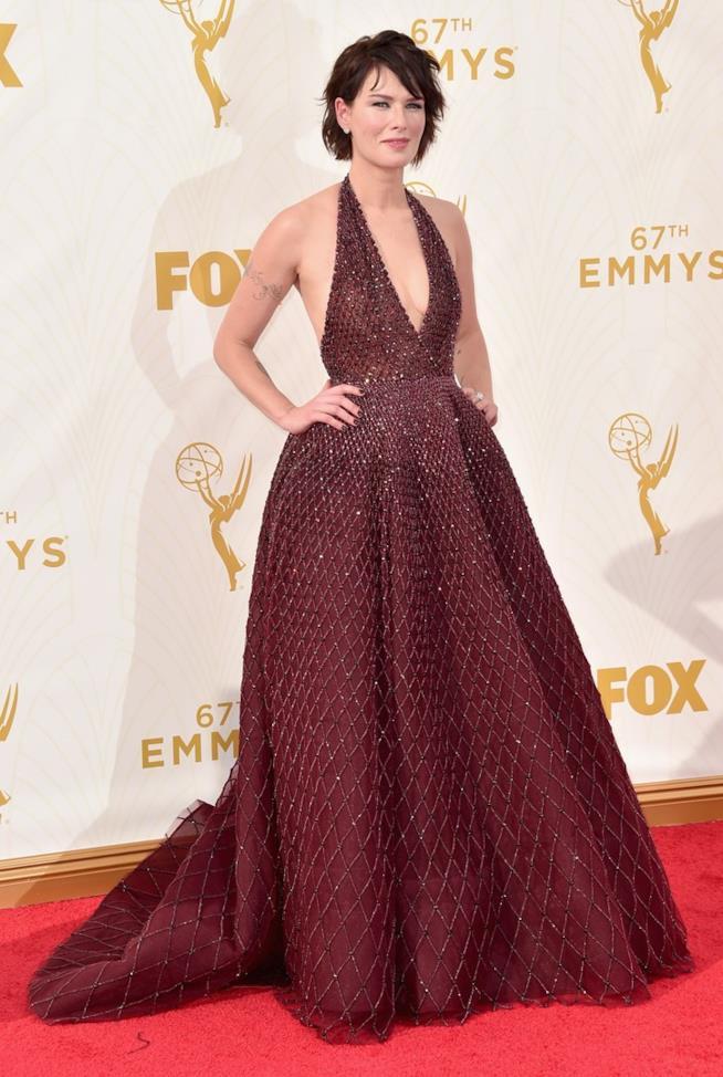 Lena Headey agli Emmy 2015