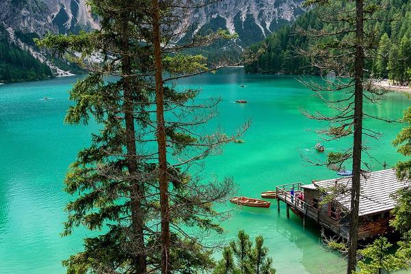 Il lago di Braies