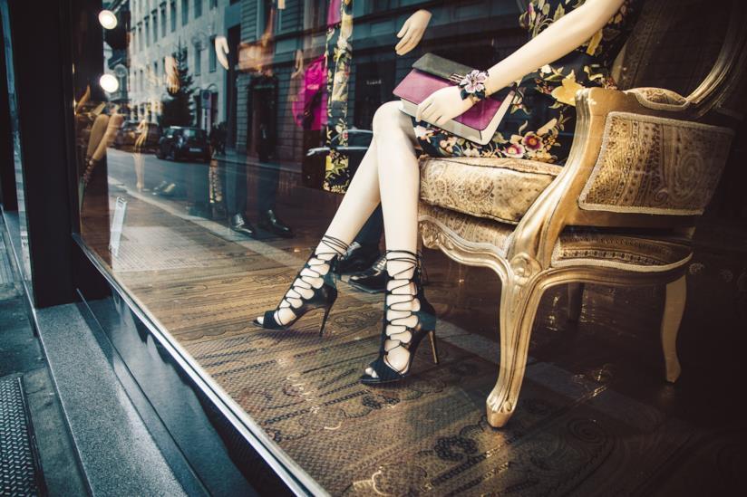 Un momento fashion in città