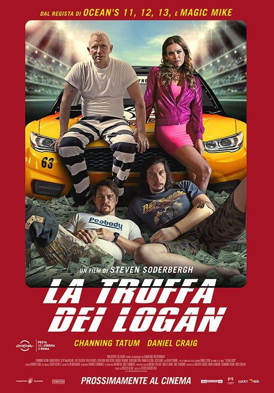Il poster del film La truffa dei Logan