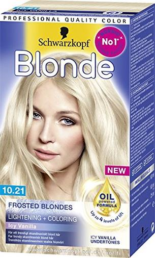 Blonde Frosted Blondes 10.21