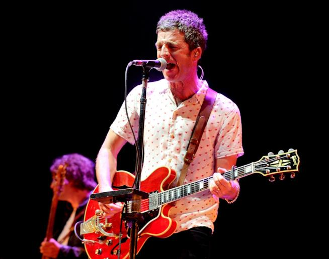 Noel Gallagher per  We Are Manchester