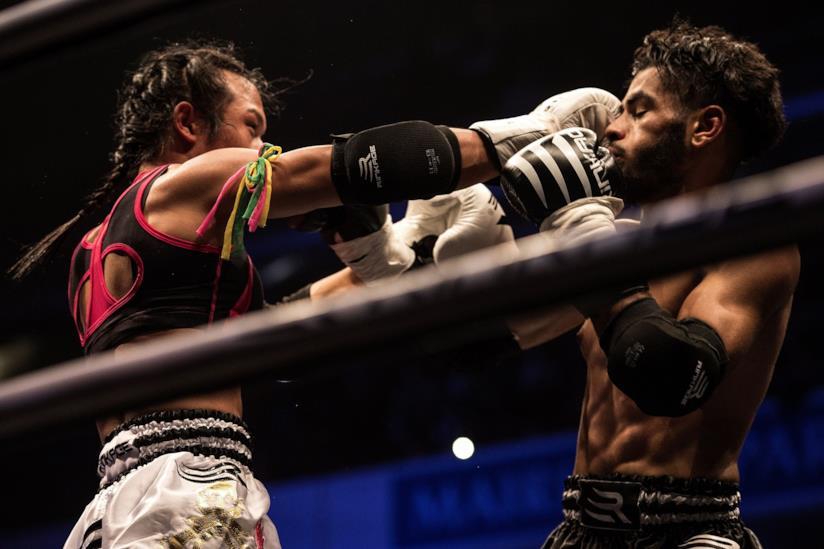 Incontro Muay Thai
