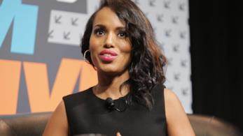 Kerry Washington tiene molto alla sua privacy