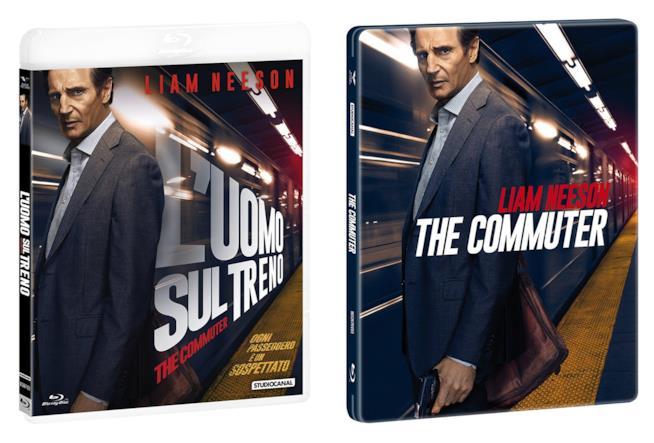 due edizioni home video de L'Uomo del treno