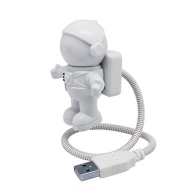 Mini lampada da lettura a LED con cavo USB