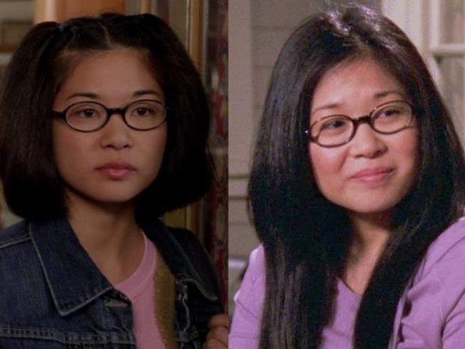 Lane Kim le differenze tra la prima e l'ultima stagione di Una Mamma per Amica