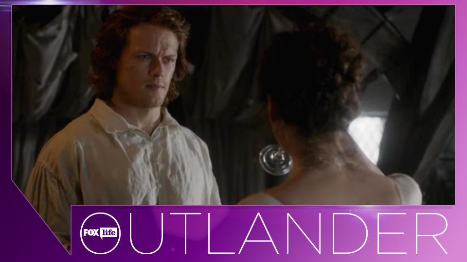 """FLOP - Ep.1x07, """"Il matrimonio"""": quando Claire sente il bisogno di sbronzarsi prima di permettergli di toccarla."""