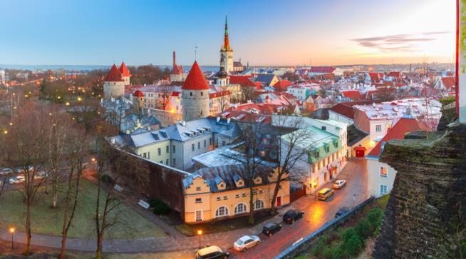 Nel cuore antico di Tallinn
