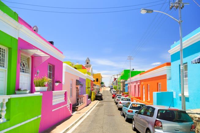 Bo Kaap, Cape Town, Sudafrica