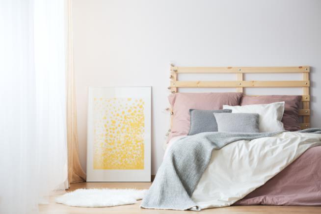 Mobili e complementi in colori pastello per la bella stagione - I colori per la camera da letto ...