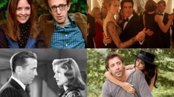 4 coppie di star del cinema che hanno recitato insieme e si sono realmente amate